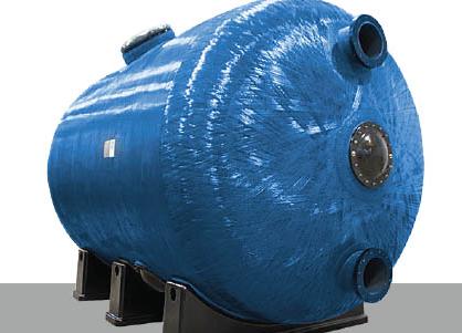 Bồn chứa composite mẫu 02