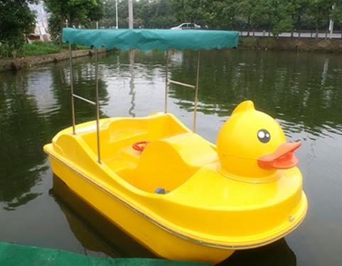Thuyền, đạp vịt bằng composite 03
