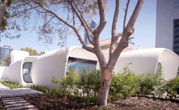 Kiến trúc, nhà ở bằng composite 10