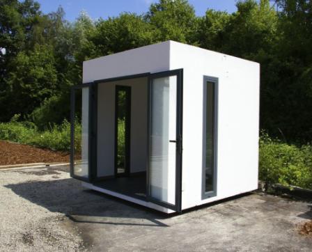 Kiến trúc, nhà ở bằng composite 14