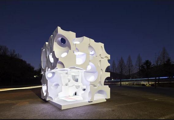 Kiến trúc, nhà ở bằng composite 04