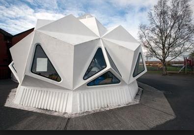 Kiến trúc, nhà ở bằng composite 05