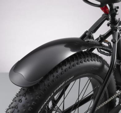 Chắn bùn xe đạp bằng composite 01