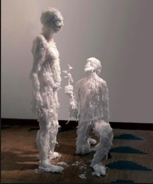 Tác phẩm nghệ thuật bằng composite 04