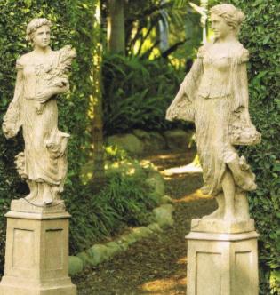 Các loại tượng bằng composite 07