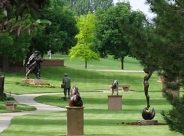 Các loại tượng bằng composite 11