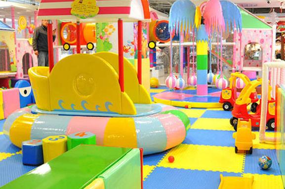Khu vui chơi trẻ em bằng composite 07