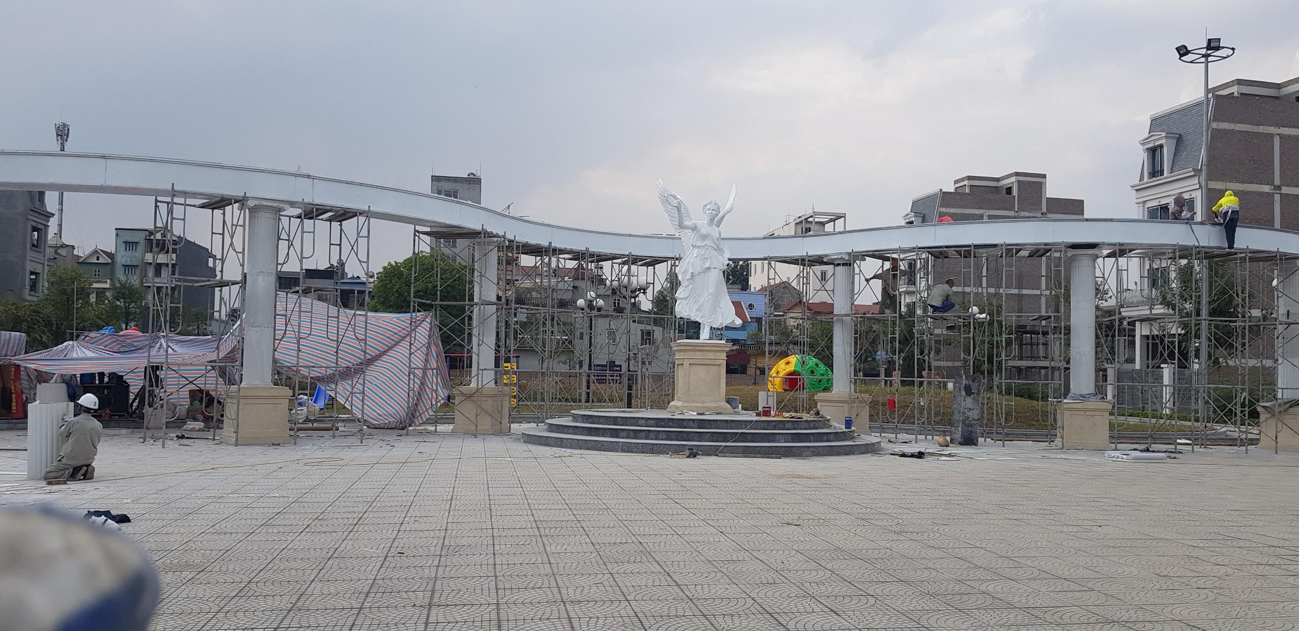 Công trình tượng đài nghệ thuật