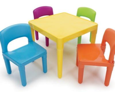 Bàn ghế composite 02