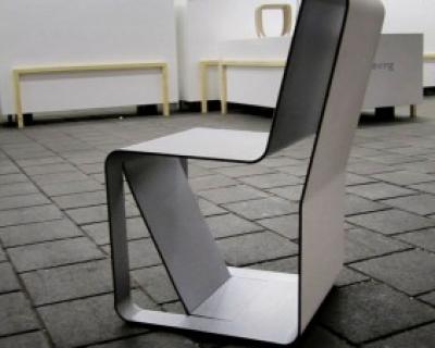 Bàn ghế composite 08