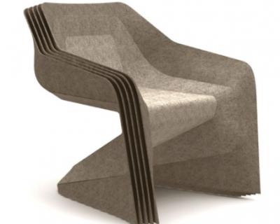 Bàn ghế composite 09