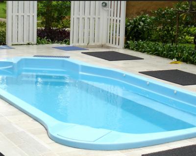 Bể bơi composite mẫu 05