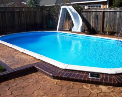 Bể bơi composite mẫu 07