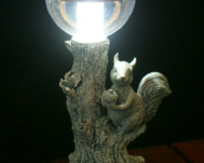 Đèn trang trí composite 14