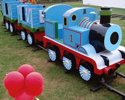 Đoàn tàu trẻ em bằng composite