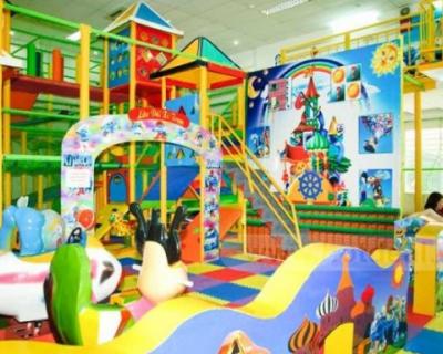 Khu vui chơi trẻ em bằng composite 01