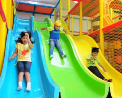 Khu vui chơi trẻ em bằng composite 05