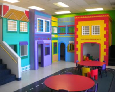 Nhà vui chơi trẻ em bằng composite 03